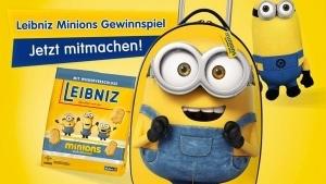 Gewinnspiel: Die Mionions sind los - Leibniz macht aus euch Gewinnern | sponsored Posts | Was is hier eigentlich los? | wihel.de