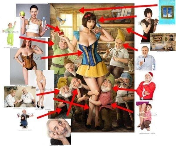 Kunst aus Stockfotos von Jeff Chapman | Awesome | Was is hier eigentlich los?