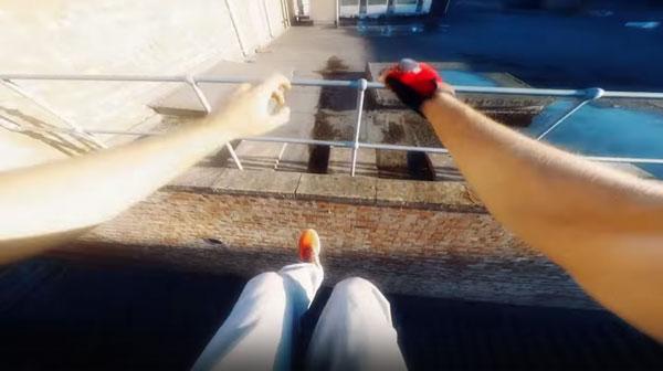 Mirror's Edge in Real Life | Nerd-Kram | Was is hier eigentlich los?