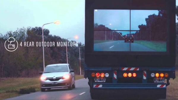 Samsung lässt uns durch Trucks hindurch gucken | Gadgets | Was is hier eigentlich los?