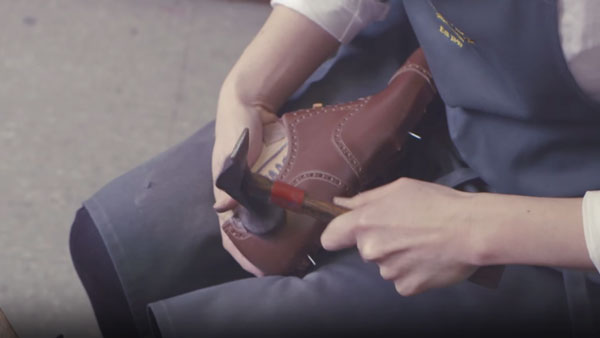 The Art of Shoe Making | Handwerk | Was is hier eigentlich los? | wihel.de