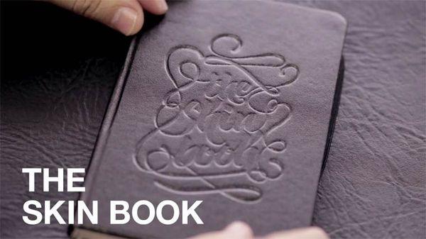 The SkinBook - Das Übungsbuch für Tätowierer | Design/Kunst | Was is hier eigentlich los? | wihel.de