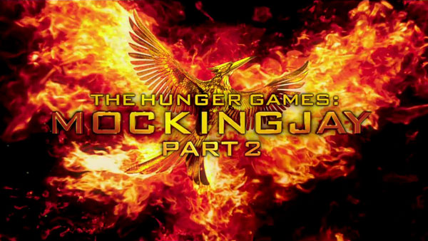 Trailer: The Hunger Games - Mocking Jay Part 2