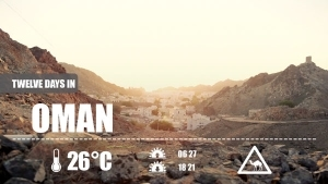 twelve days in Oman. | Travel | Was is hier eigentlich los? | wihel.de