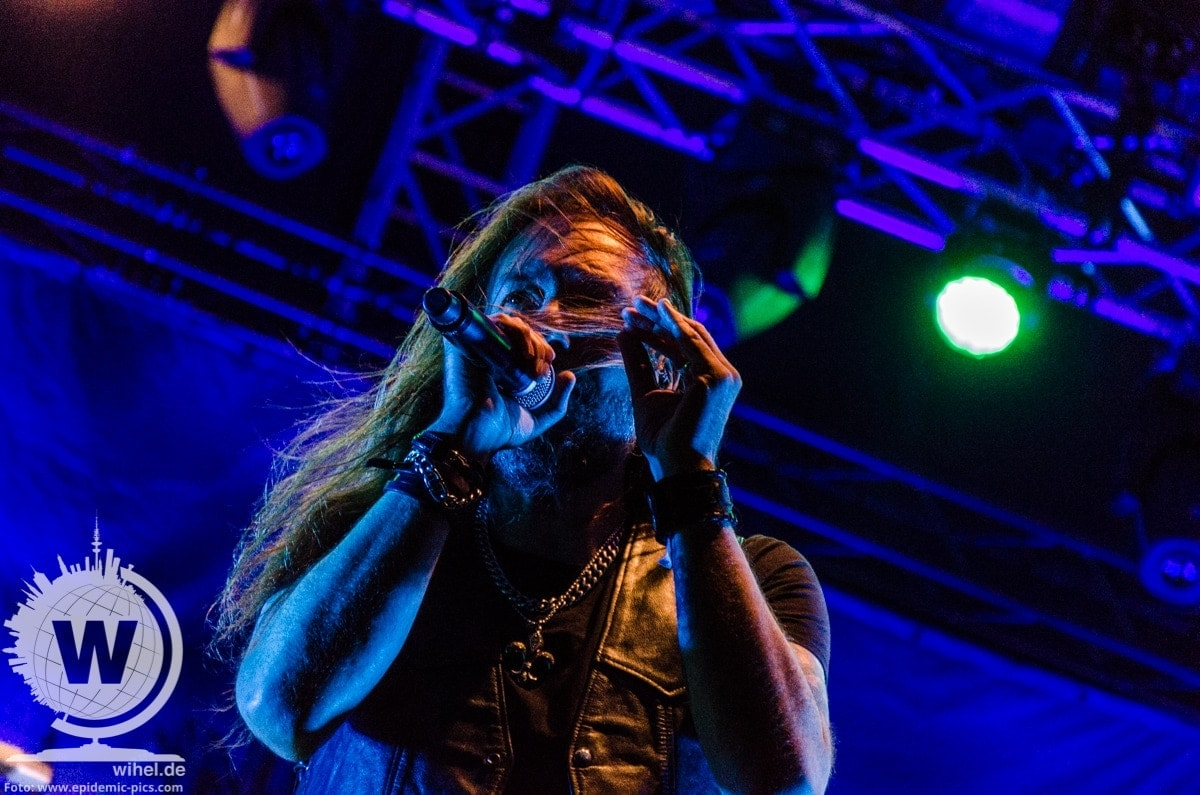 wihel auf dem Rockharz Festival | Festivals & Konzerte | Was is hier eigentlich los?