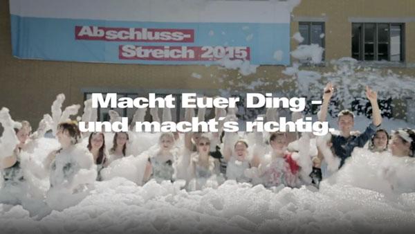 Das Handwerk präsentiert: Abschluss-Streich #sponsored | sponsored Posts | Was is hier eigentlich los? | wihel.de