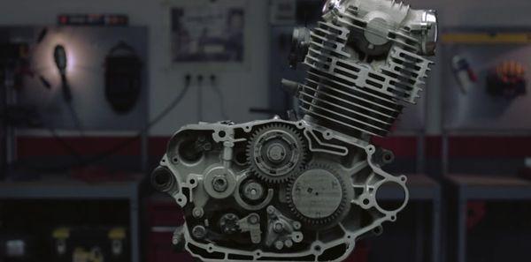 Der verschwindende Motor
