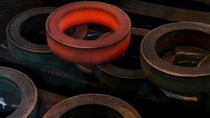Ein kleiner Blick in ein Stahlwerk - Barry Cant Arf Weld | Handwerk | Was is hier eigentlich los?
