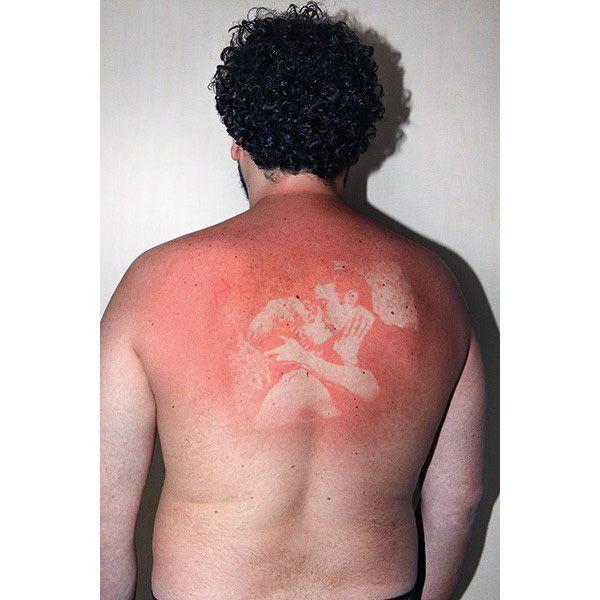 Kunst mit Sonnenbrand | Design/Kunst | Was is hier eigentlich los?