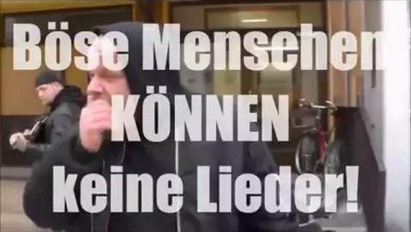 Nazi-Deppen rappen | WTF | Was is hier eigentlich los? | wihel.de
