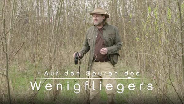 Neue Spezies entdeckt: Auf den Spuren des Wenigfliegers #sponsored