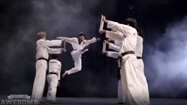 People are awesome - Martial Arts Edition | Awesome | Was is hier eigentlich los? | wihel.de
