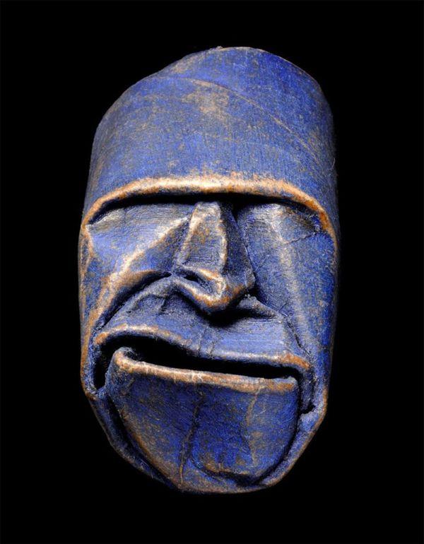 Toilet Paper Roll Masks von Junior Fritz Jacquet | Design/Kunst | Was is hier eigentlich los? | wihel.de