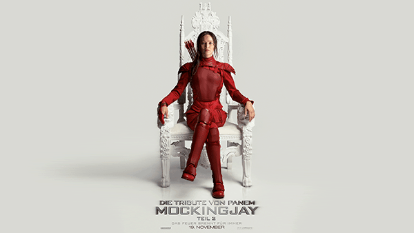 Trailer No. 2: The Hunger Games – Mocking Jay Part 2