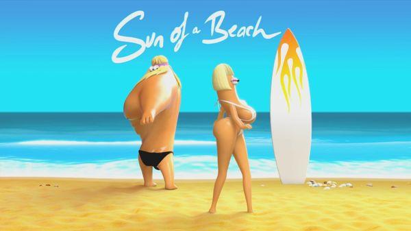 Animation: Sun of a Beach