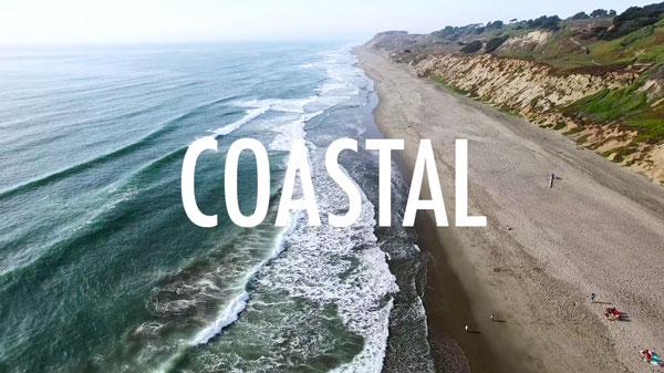 Die kalifornische Küste von oben | Travel | Was is hier eigentlich los? | wihel.de
