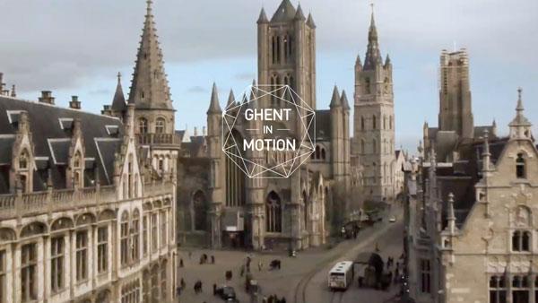Ghent in Motion - Das beste Stadtportrait bisher