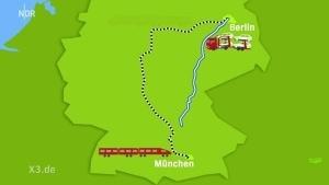 Innovation der Deutschen Bahn - Auto + Zug! Und ohne Zug !!!!111 | Lustiges | Was is hier eigentlich los? | wihel.de