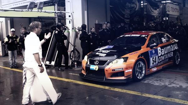 Lexus präsentiert das Filet
