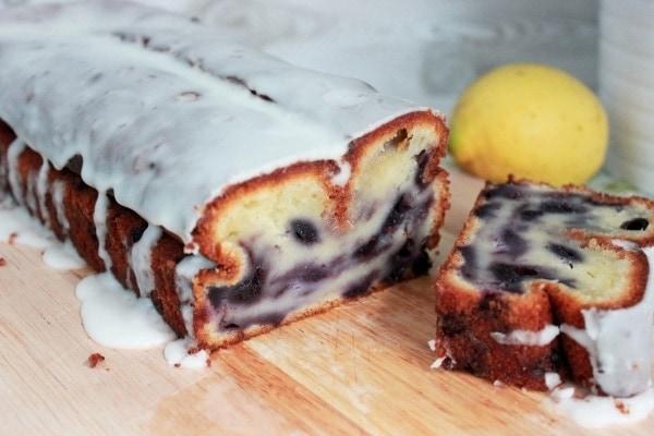 Line backt: Blaubeer-Zitronen-Joghurt-Kuchen | Line backt | Was is hier eigentlich los?