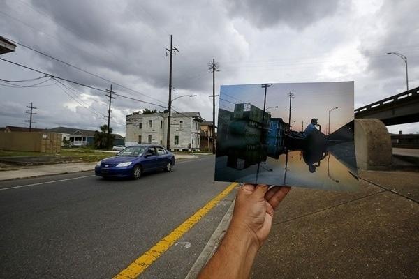 New Orleans heute und vor 10 Jahren | Zeitgeschichte | Was is hier eigentlich los? | wihel.de