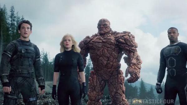 Trailer No. 5: Fantastic Four | Kino/TV | Was is hier eigentlich los?