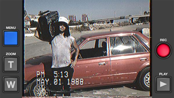 VHS Camcorder - Die Video-App für Nostalgiker | iOS und mehr | Was is hier eigentlich los?