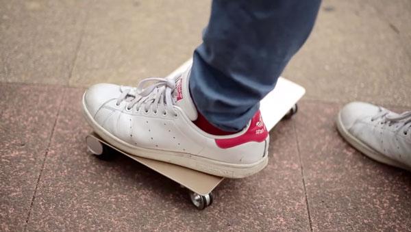 WalkCar - der kleinste Segway der Welt | Gadgets | Was is hier eigentlich los? | wihel.de