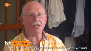 Willi Ernst wohnt mit syrischen Flüchtlingen zusammen | Awesome | Was is hier eigentlich los? | wihel.de