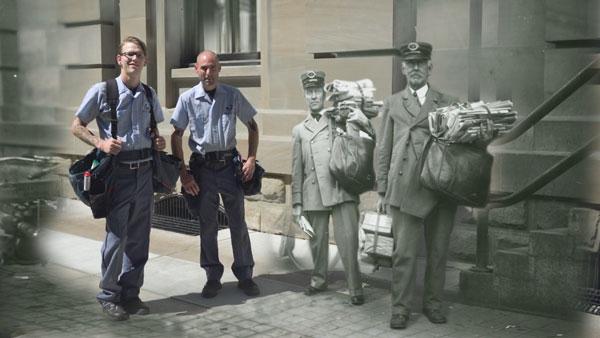 Yesterday's Tomorrow - A Portland Journey | Zeitgeschichte | Was is hier eigentlich los? | wihel.de