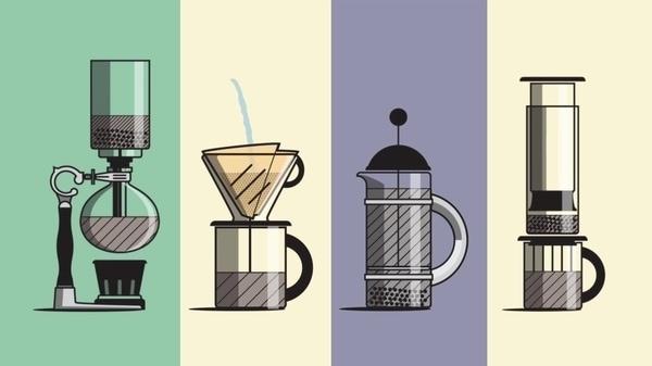 6 Arten Kaffee zu kochen | Essen und Trinken | Was is hier eigentlich los? | wihel.de