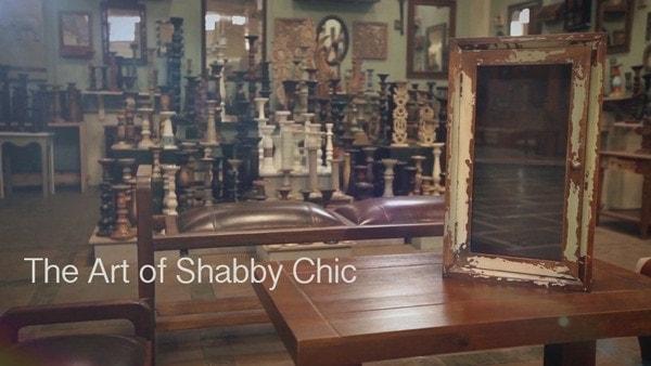 Art of Shabby Chic - Die Entstehung von Vintage-Möbeln | Handwerk | Was is hier eigentlich los? | wihel.de