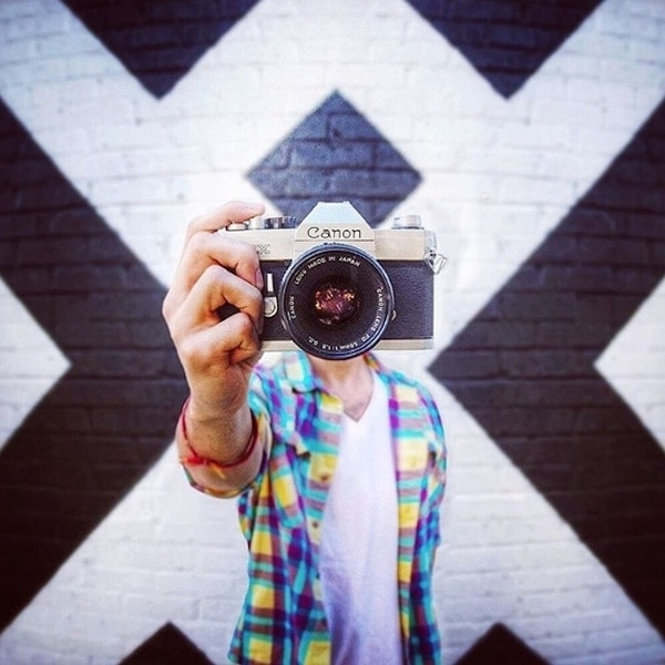 Die besseren Selfies von Ari Fararooy | Fotografie | Was is hier eigentlich los?