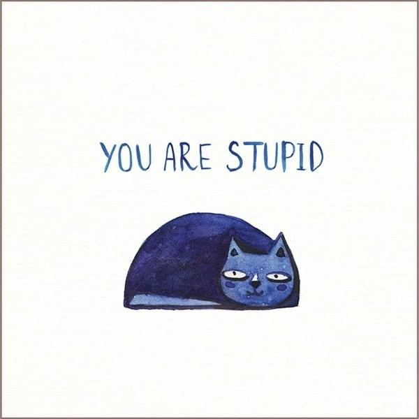 Ironische Postkarten von Killien Hyunh | Lustiges | Was is hier eigentlich los? | wihel.de