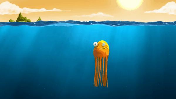 Jelly Jeff - Eine Qualle und ihre Abenteuer | Animation | Was is hier eigentlich los? | wihel.de