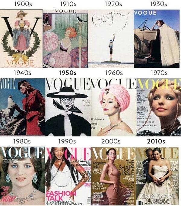 Magazine im Wandel der Zeit - oder eben nicht
