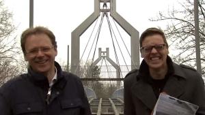 Nur in Deutschland möglich: eine Brücke ohne Boden | WTF | Was is hier eigentlich los? | wihel.de