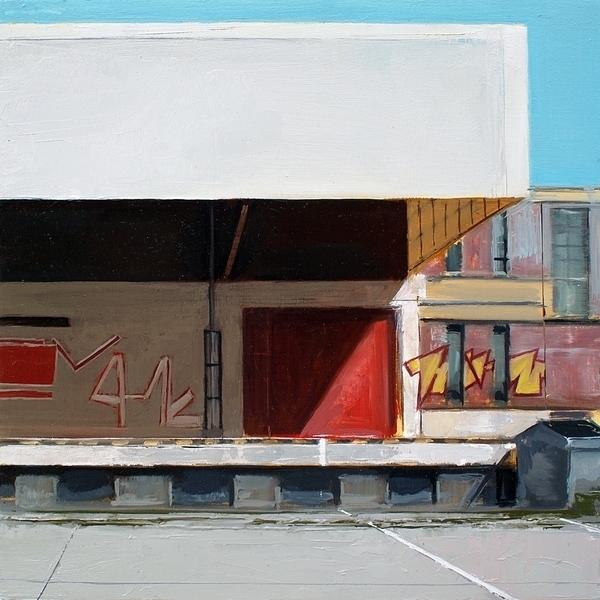Richtig tolle Leipzig-Malereien von Heiko Mattausch | Design/Kunst | Was is hier eigentlich los? | wihel.de