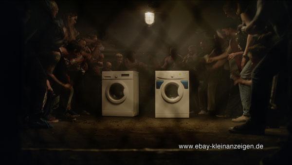 Strippende Kleiderschränke und illegale Waschmaschinenrennen #sponsored
