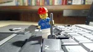 Zerstörerische LEGO-Figuren | Animation | Was is hier eigentlich los? | wihel.de
