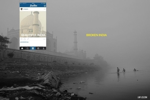 Beautiful India vs. Broken India | WTF | Was is hier eigentlich los? | wihel.de