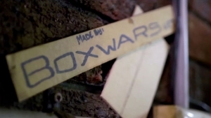 Boxwars: Wellpappe-Schlachten aus recyceltem Papier | Lustiges | Was is hier eigentlich los? | wihel.de