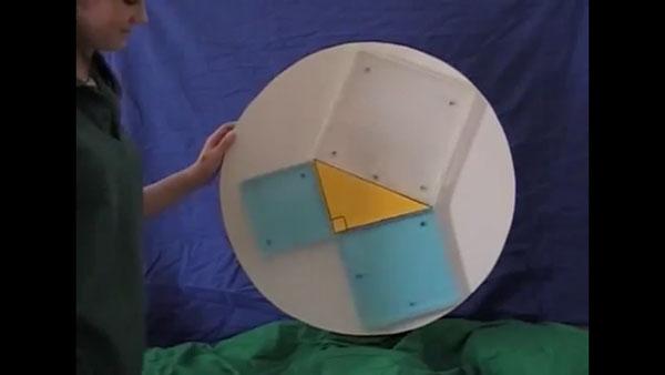 Der Satz des Pythagoras perfekt visualisiert |  | Was is hier eigentlich los? | wihel.de
