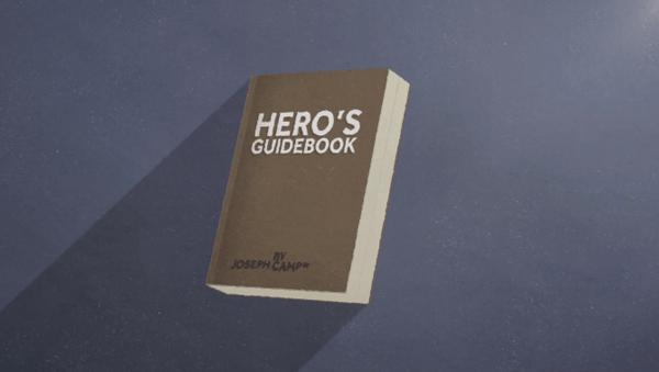 Die 12 Schritte zum echten Helden