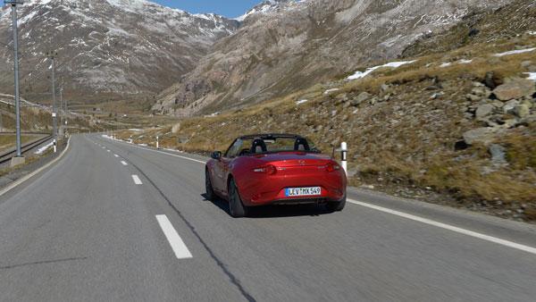 Die Kurve deines Lebens - Der Mazda MX-5 #sponsored
