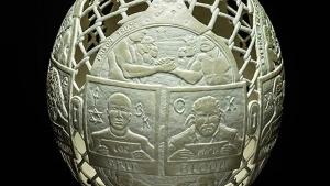 Eine Häftlingsgeschichte auf Eierschalen erzählt | Awesome | Was is hier eigentlich los? | wihel.de