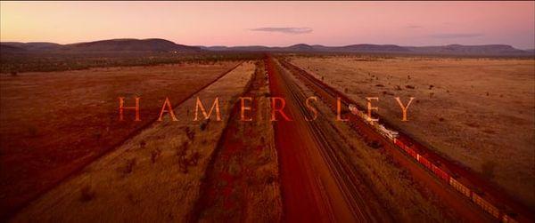 HAMERSLEY | a pilbara aerial film von Dan Proud