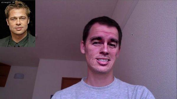 Im Körper des Feindes - Real Time Face Substitution von Kyle MacDonald und Arturo Castro | Nerd-Kram | Was is hier eigentlich los? | wihel.de