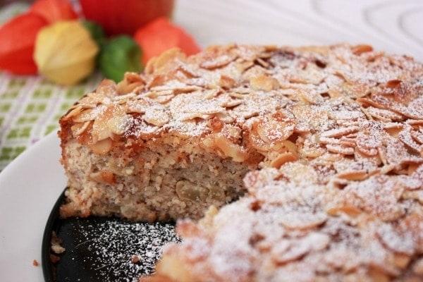 Line backt: Ricotta-Mandel-Apfelkuchen | Line backt | Was is hier eigentlich los? | wihel.de
