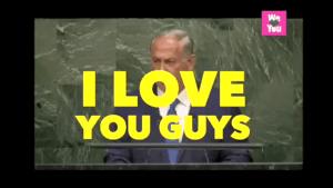 Netanyahu und das Stilmittel des Schweigens | Awesome | Was is hier eigentlich los?